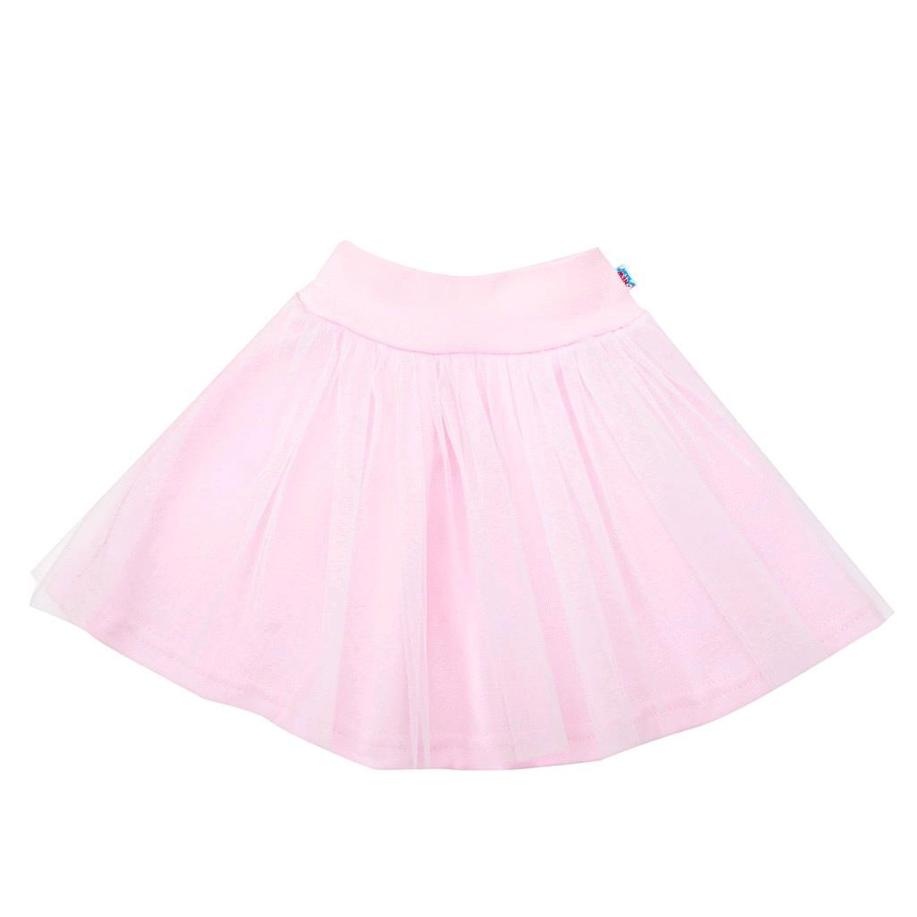 Kojenecká tylová suknička s bavlněnou spodničkou New Baby Little Princess vel. 62 (3-6m)
