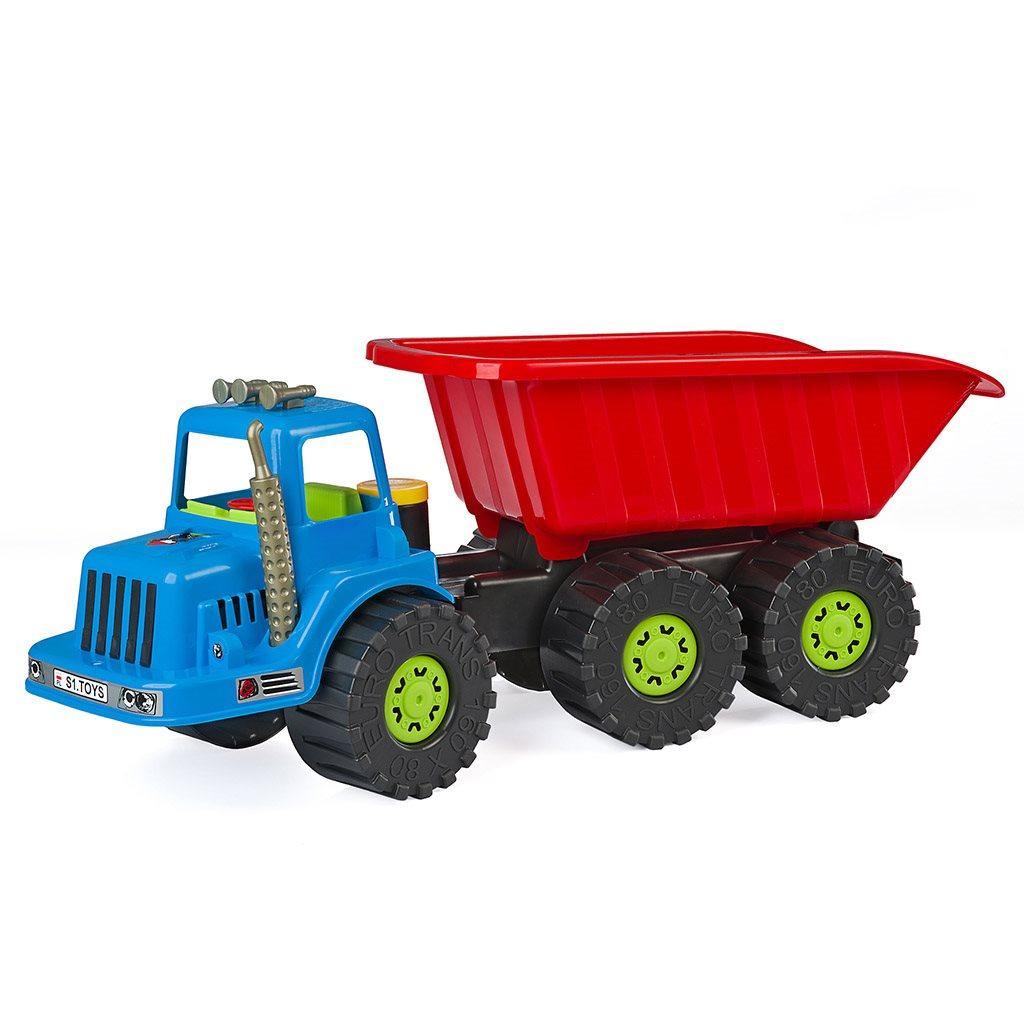 Dětské nákladní sklápěcí auto BAYO Arnie 90 cm