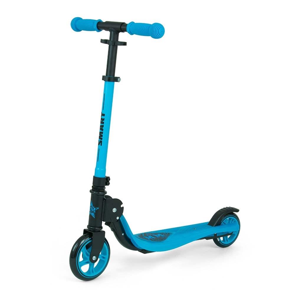 Dětská koloběžka Milly Mally Scooter Smart modrá