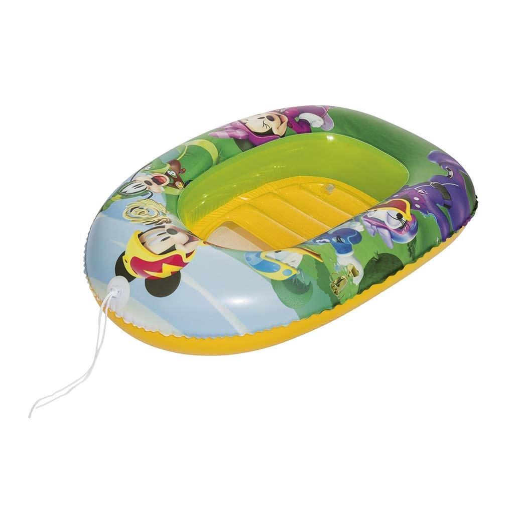 Dětský nafukovací člun Bestway Mickey Mouse Roadster