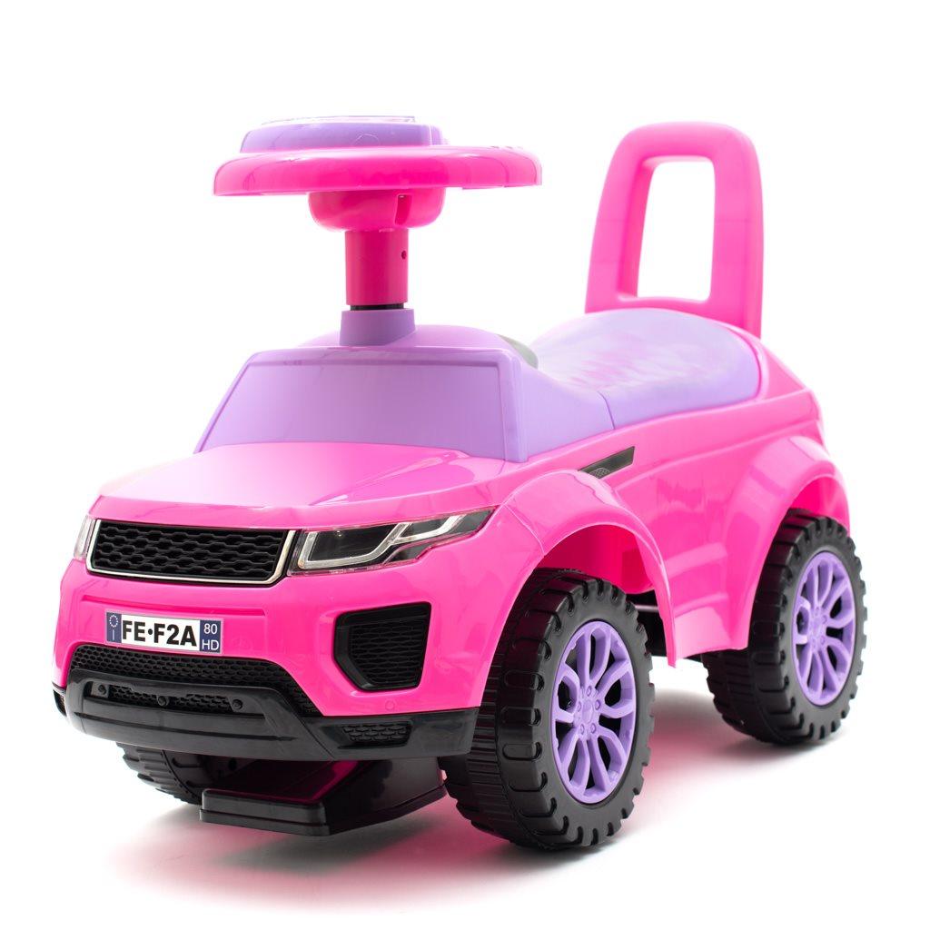 Dětské odrážedlo SUV Baby Mix růžové