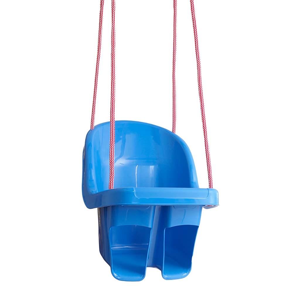 Dětská závěsná houpačka Tega modrá