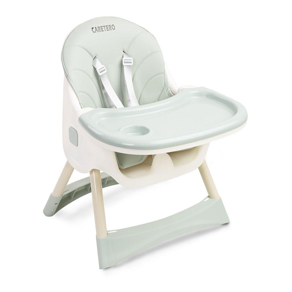 Jídelní židlička 2v1 CARETERO Bill mint