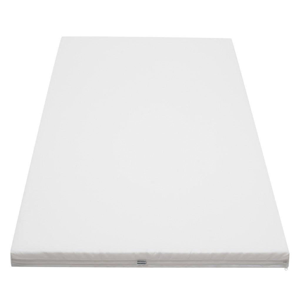 Dětská pěnová matrace New Baby ADI BASIC 140x70x5 bílá