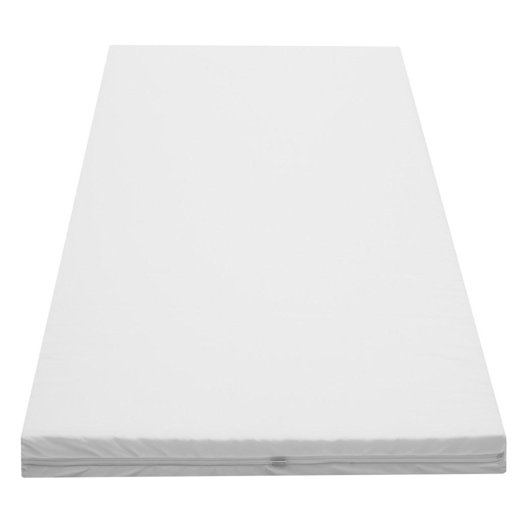 Dětská matrace New Baby BETY 140x70x6 molitan-kokos bílá