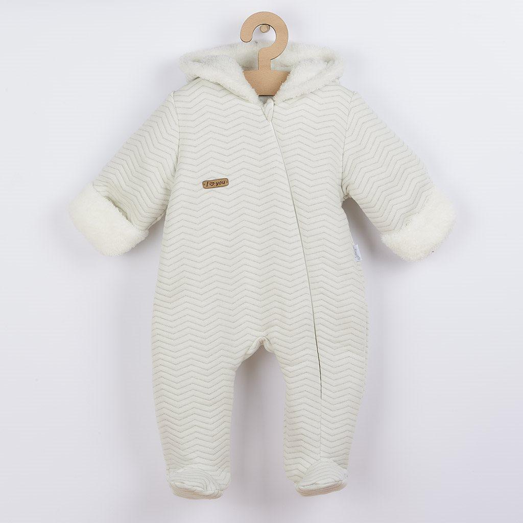Zimní kojenecký overal Nicol Michelle vel. 68 (4-6m)