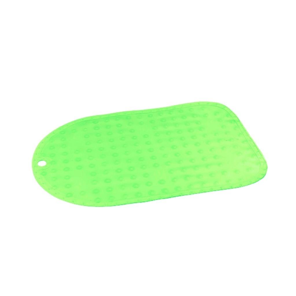 Protislkuzová podložka do vany Baby Ono 55x35cm zelená