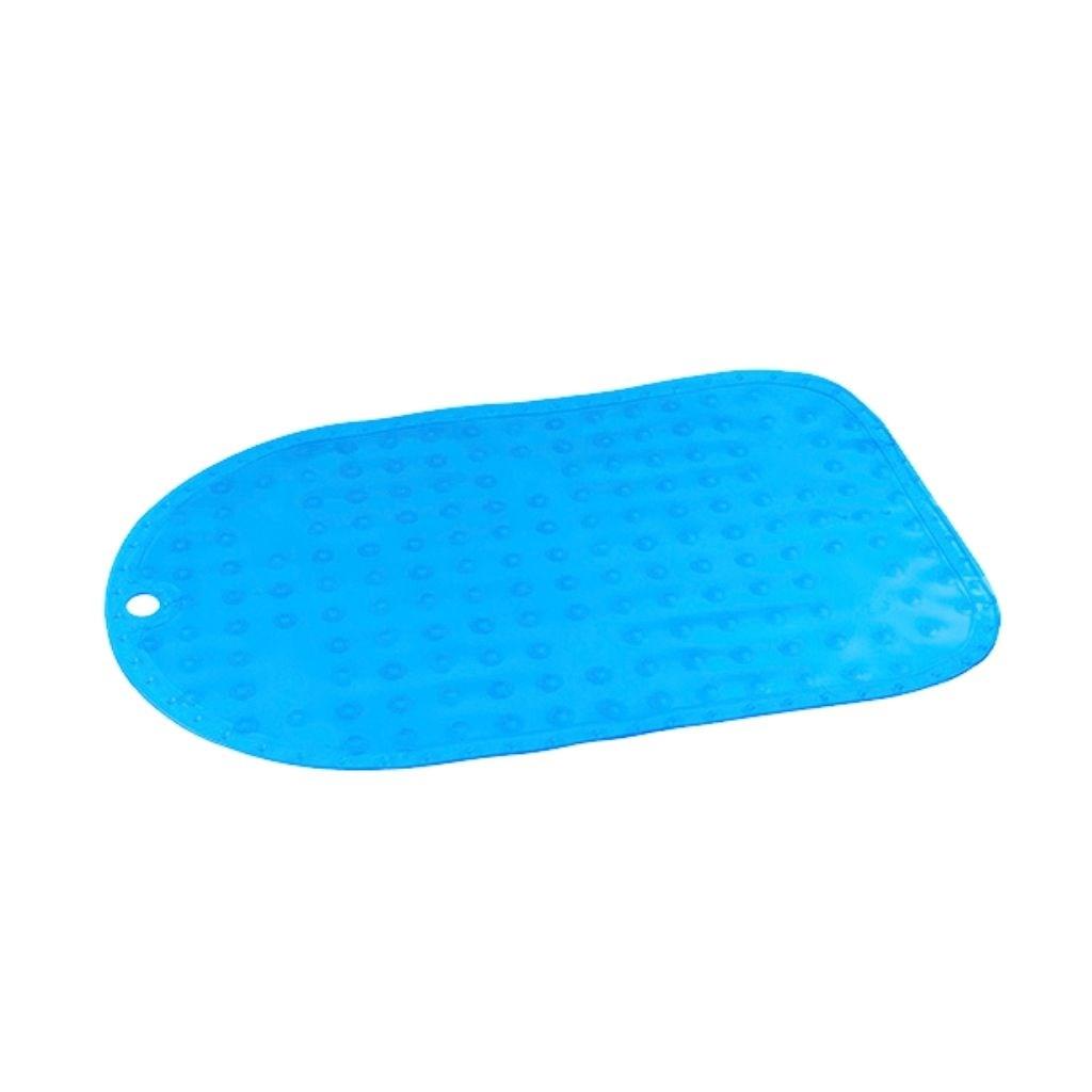 Protislkuzová podložka do vany Baby Ono 70x35cm modrá