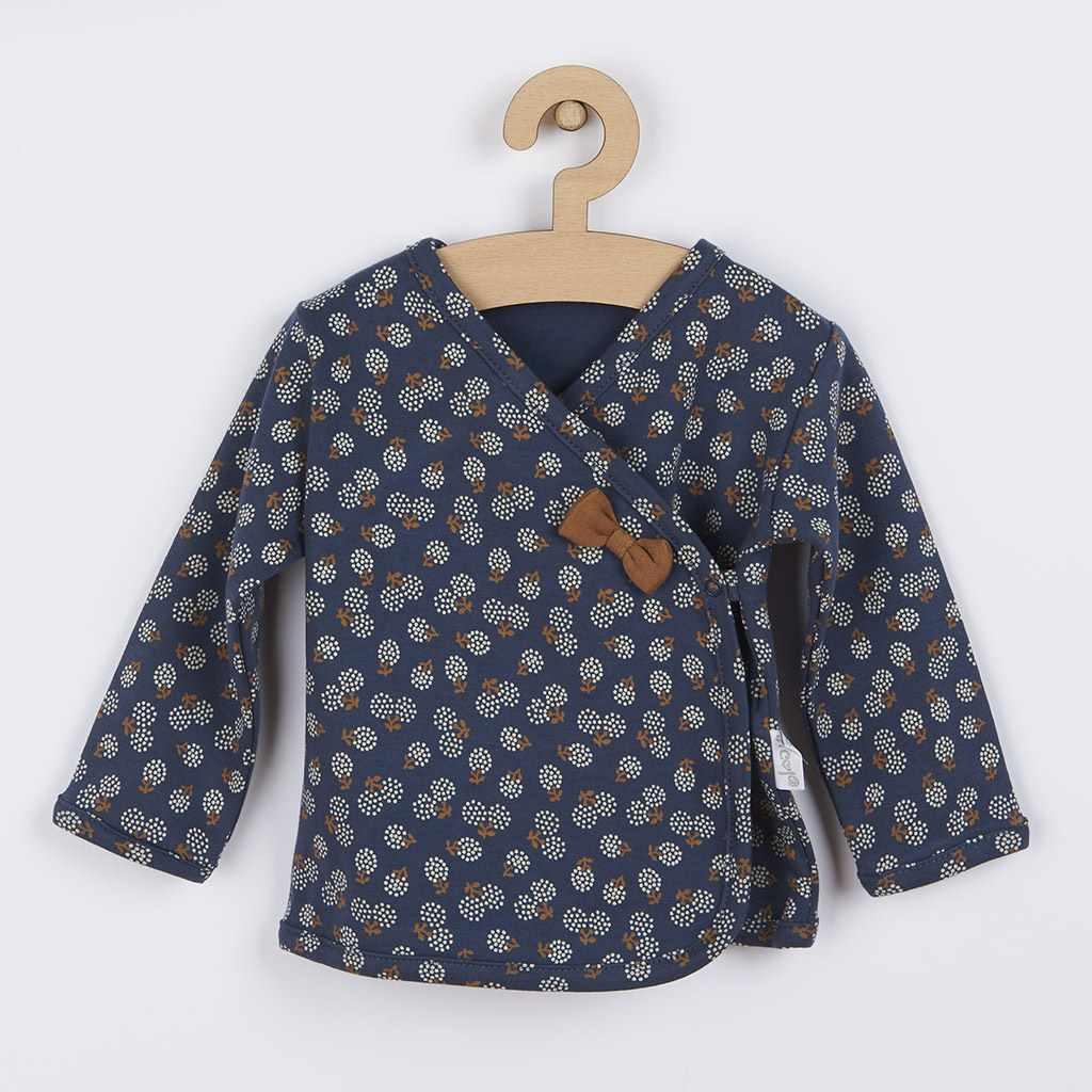 Kojenecká bavlněná košilka Nicol Sonia