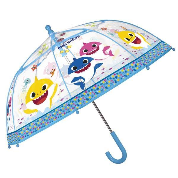 Dětský deštník Perletti Baby Shark