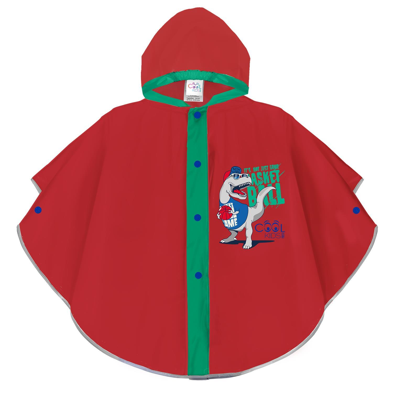 Chlapecká pláštěnka pončo Perletti T-Rex