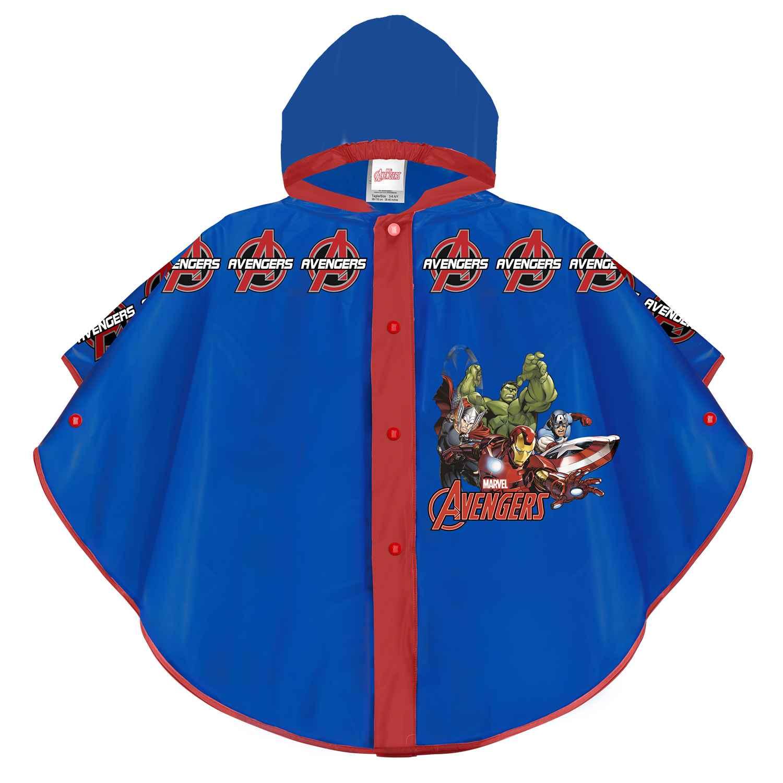 Chlapecká pláštěnka pončo Perletti Avangers