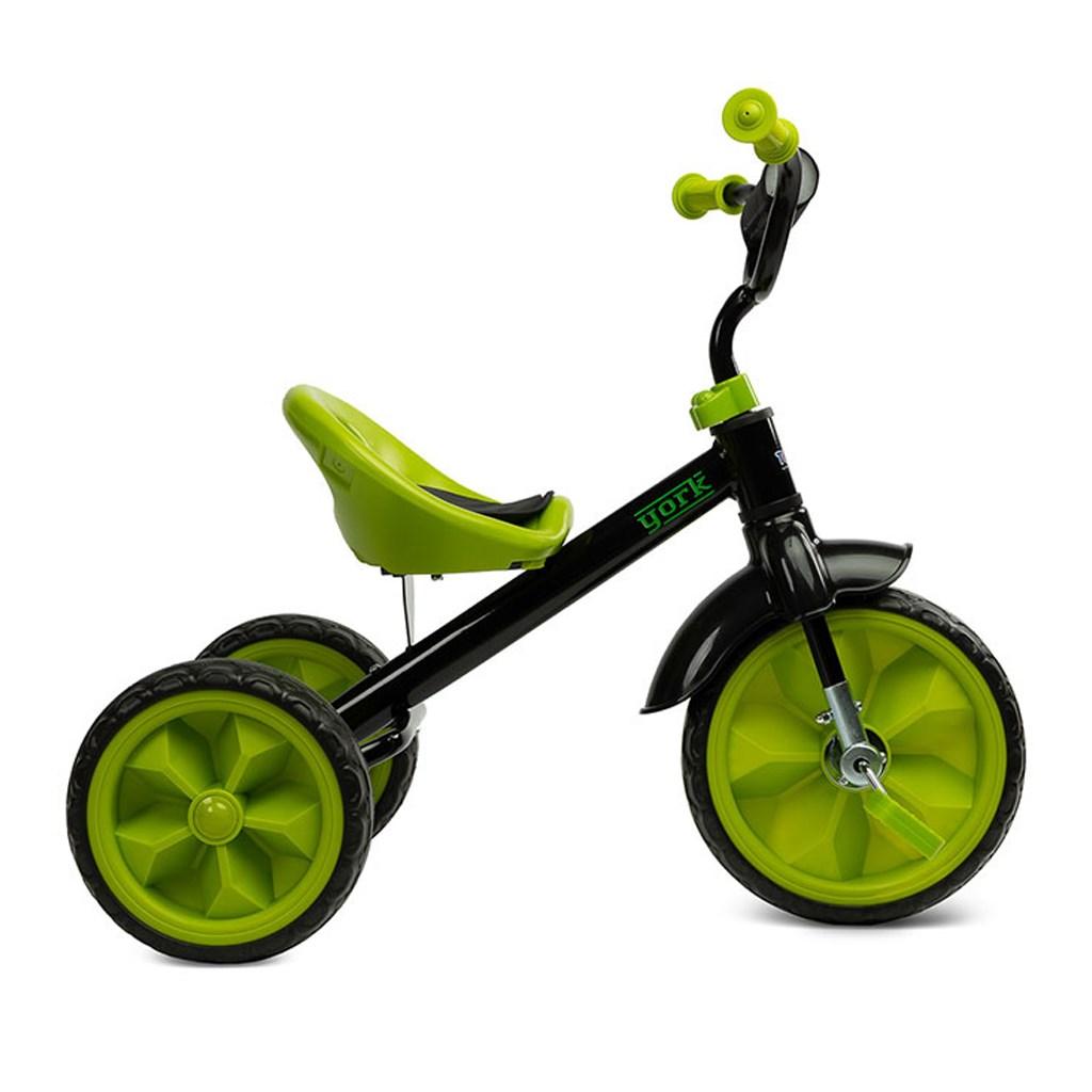 Dětská tříkolka Toyz York green
