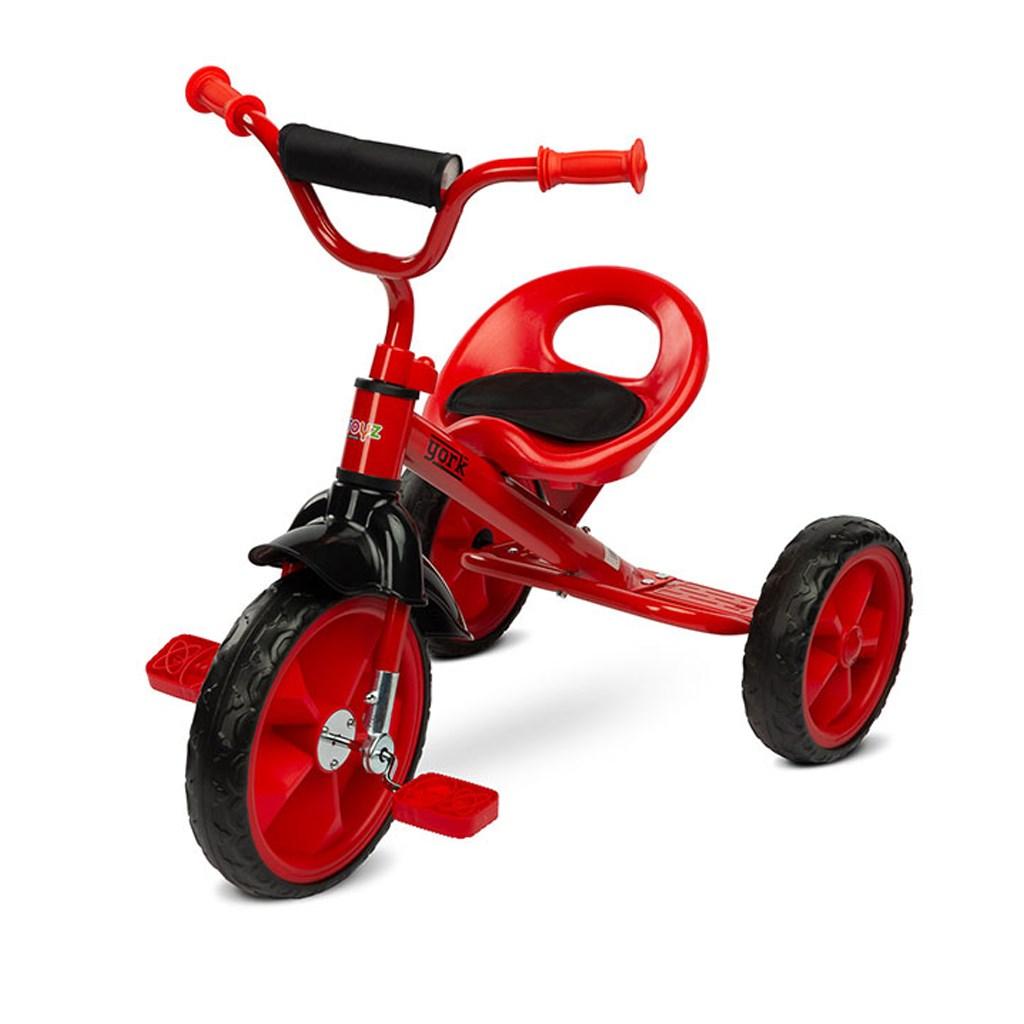 Dětská tříkolka Toyz York red
