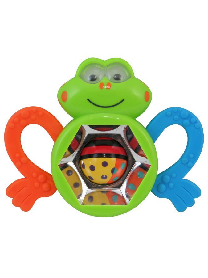 Dětské chrastítko Baby Mix žabka