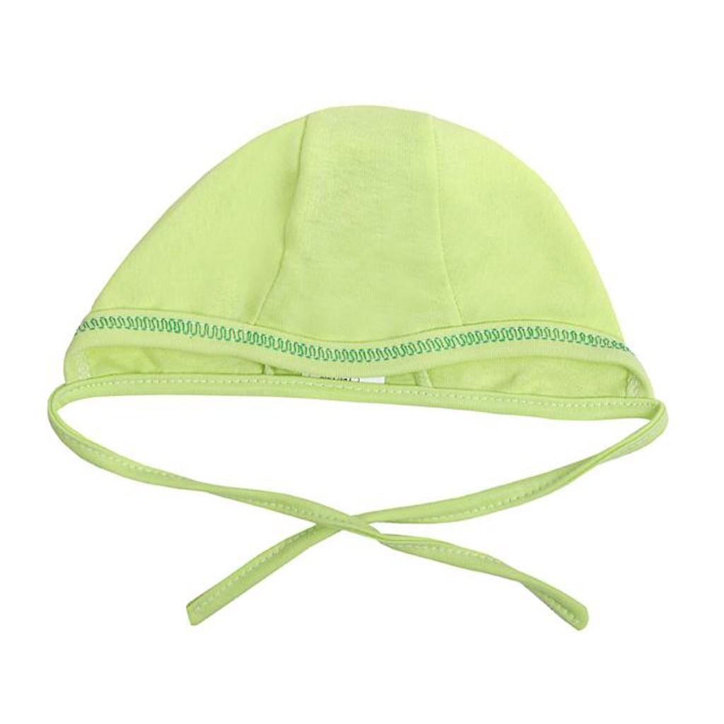 Kojenecká čepička New Baby zelená
