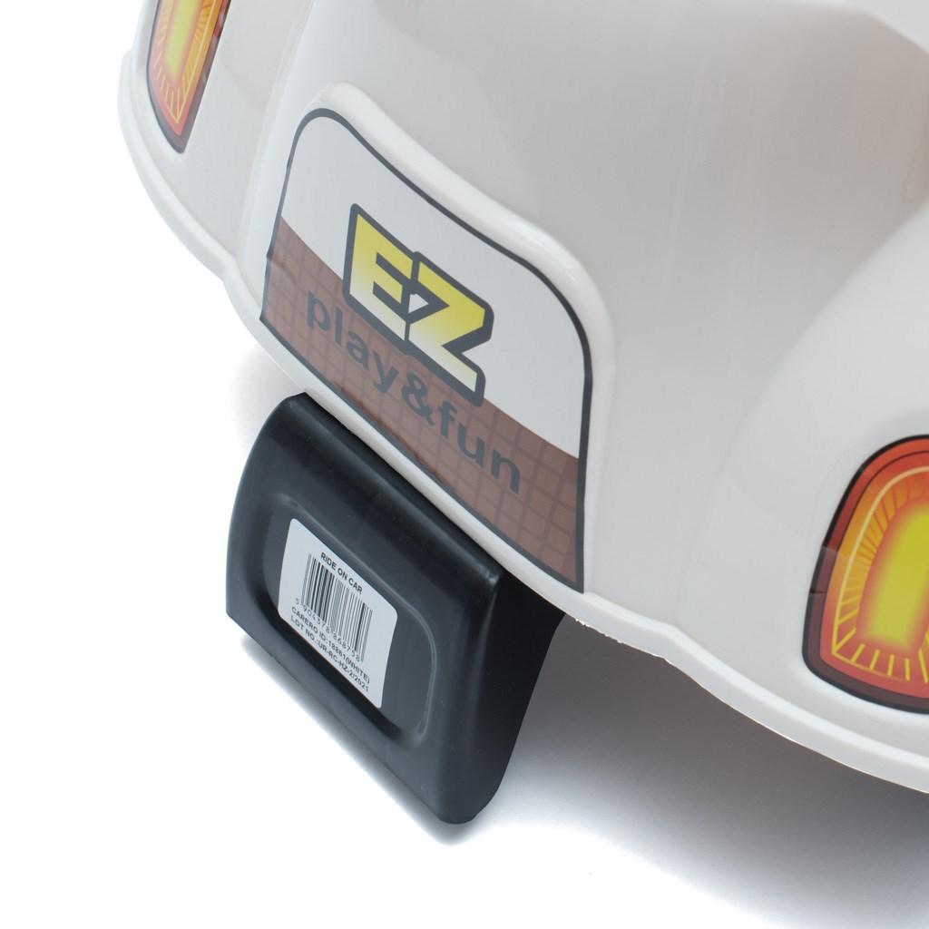 Dětské jezdítko se zvukem Baby Mix  Scooter white