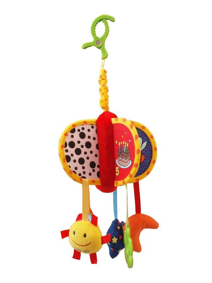 Dětská plyšová hračka Baby Mix kolotoč