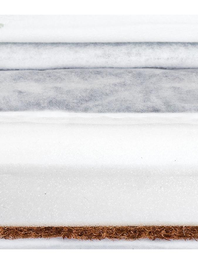 Matrace SENSILLO pohanka-molitan-kokos Luxe 120x60cm