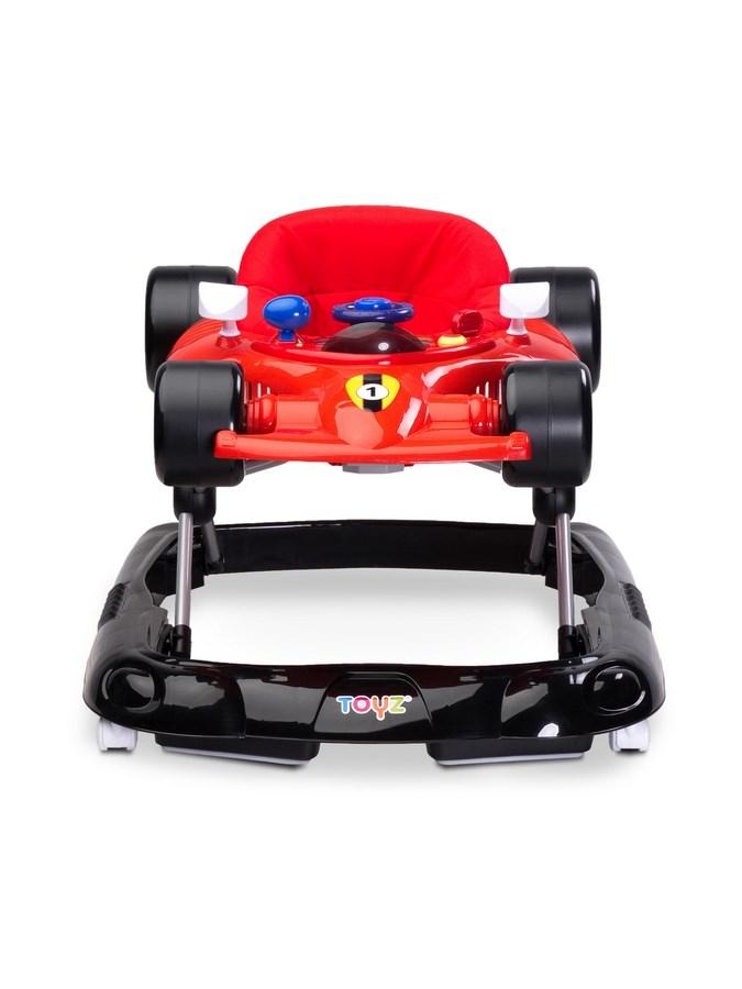 Dětské chodítko Toyz Speeder silver