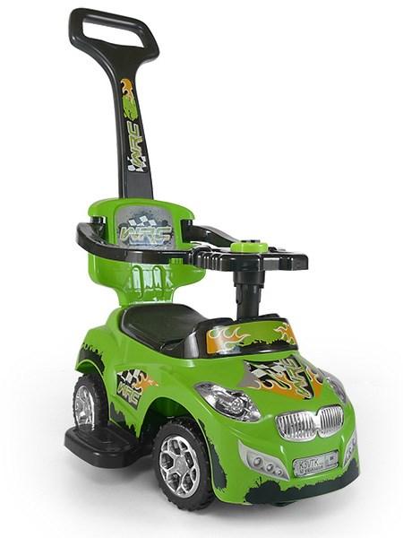 Dětské jezdítko 2v1 Milly Mally Happy green
