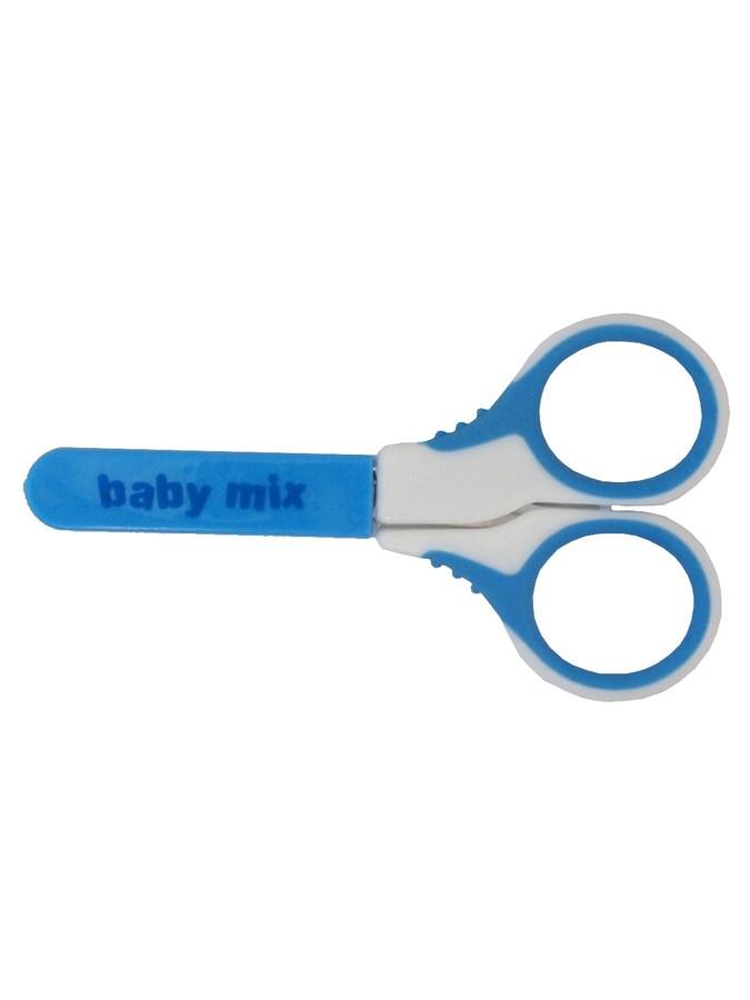 Dětské nůžky Baby Mix modré