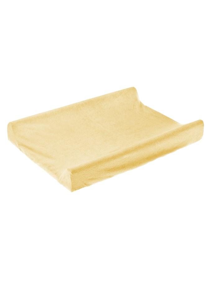 Návlek na přebalovací podložku Sensillo 50x70 žlutý